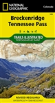 109 Breckenridge Tennessee Pass National Geographic Trails Illustrated