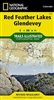 111 Red Feather Lakes Glendevey National Geographic Trails Illustrated