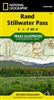 115 Rand Stillwater Pass National Geographic Trails Illustrated