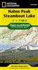 116 Hahns Peak Steamboat Lake National Geographic Trails Illustrated