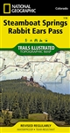 118 Steamboat Springs Rabbit Ears Pass National Geographic Trails Illustrated