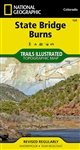 120 State Bridge Burns National Geographic Trails Illustrated
