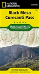 134 Black Mesa Curecanti Pass National Geographic Trails Illustrated