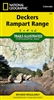 135 Deckers Rampart Range National Geographic Trails Illustrated