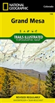 136 Grand Mesa National Geographic Trails Illustrated