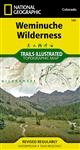 140 Weminuche Wilderness National Geographic Trails Illustrated