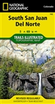 142 South San Juan Wilderness Del Norte National Geographic Trails Illustrated