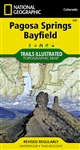 145 Pagosa Springs Bayfield National Geographic Trails Illustrated