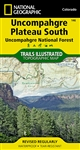 146 Uncompahgre Plateau South National Geographic Trails Illustrated