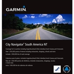 Garmin MapSource City Navigator NT South America
