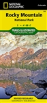 200 Rocky Mountain National Park National Geographic Trails Illustrated