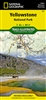 201 Yellowstone National Park National Geographic Trails Illustrated