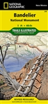 209 Bandelier National Momument National Geographic Trails Illustrated