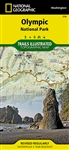216 Olympic National Park National Geographic Trails Illustrated