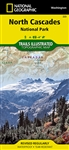223 North Cascades National Park National Geographic Trails Illustrated