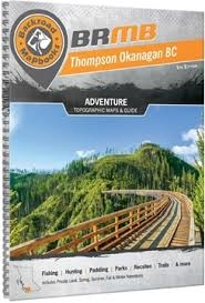 Backroad Mapbook Thompson Okanagan BC