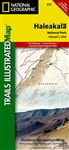 227 Haleakala National Park National Geographic Trails Illustrated
