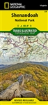 228 Shenandoah National Park National Geographic Trails Illustrated