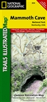 234 Mammoth Cave National Park National Geographic Trails Illustrated