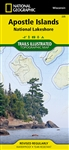 235 Apostle Islands National Lakeshore National Geographic Trails Illustrated