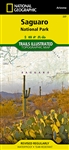 237 Saguaro National Park National Geographic Trails Illustrated