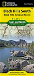 238 Black Hills South Black Hills National Forest National Geographic Trails Illustrated