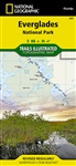 243 Everglades National Park National Geographic Trails Illustrated