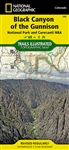245 Black Canyon of the Gunnison National Park National Geographic Trails Illustrated