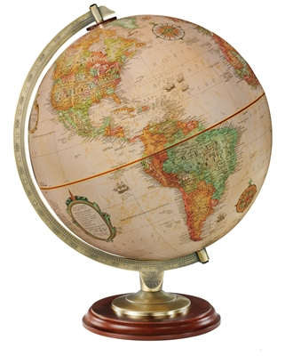 Kingston 12 Inch Replogle Globe