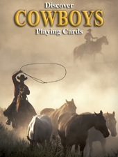 Playing Cards Cowboys