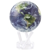 MOVA Solar Globe Satellite Clouds - 4.5 Inch