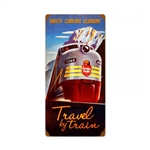 Canadian Pacific Vintage Metal Sign