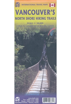 Vancouver's Northshore Hiking Trails