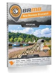 Backroad Mapbook - New Brunswick