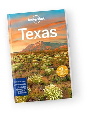 Texas Lonely Planet Guide Book