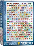 Flags Puzzle 1000 Pieces