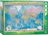 World Map Flags Puzzle 1000 Pieces