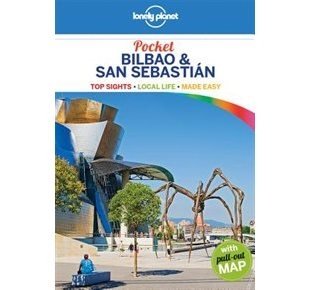Bilbao San Sebastian Lonely Planet Guide Book