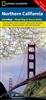 Northern California National Geographic State Guide Map