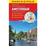 Amsterdam City Map Marco Polo