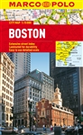 Boston City Map Marco Polo