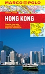 Hong Kong City Map Marco Polo