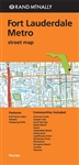Fort Lauderdale Metro Rand McNally