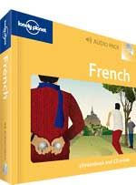 French Phrasebook and CD Lonely Planet