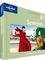 Spanish Phrasebook and CD Lonely Planet