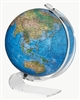 Consulate Illuminated 12 Inch Replogle Globe