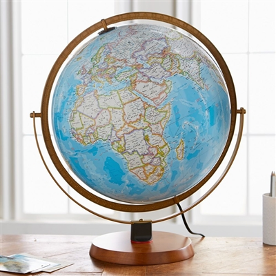 National Geographic Nicollet 16 Inch Globe Replogle