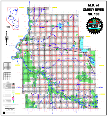 Smoky River Municipal District 130