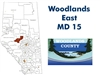 Woodlands Municipal District 15 East
