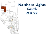 Northern Lights Municipal District 22 South